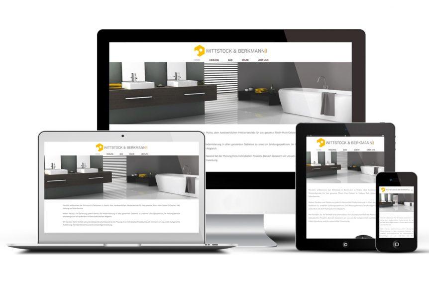 Wittstock und Berkmann mit neuer Webseite