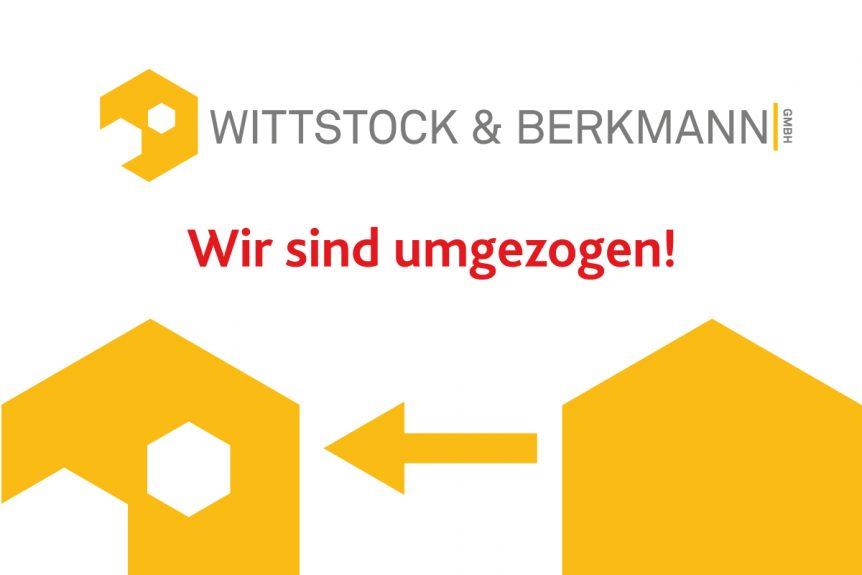 Wittstock und Berkmann sind umgezogenWittstock und Berkmann sind umgezogen