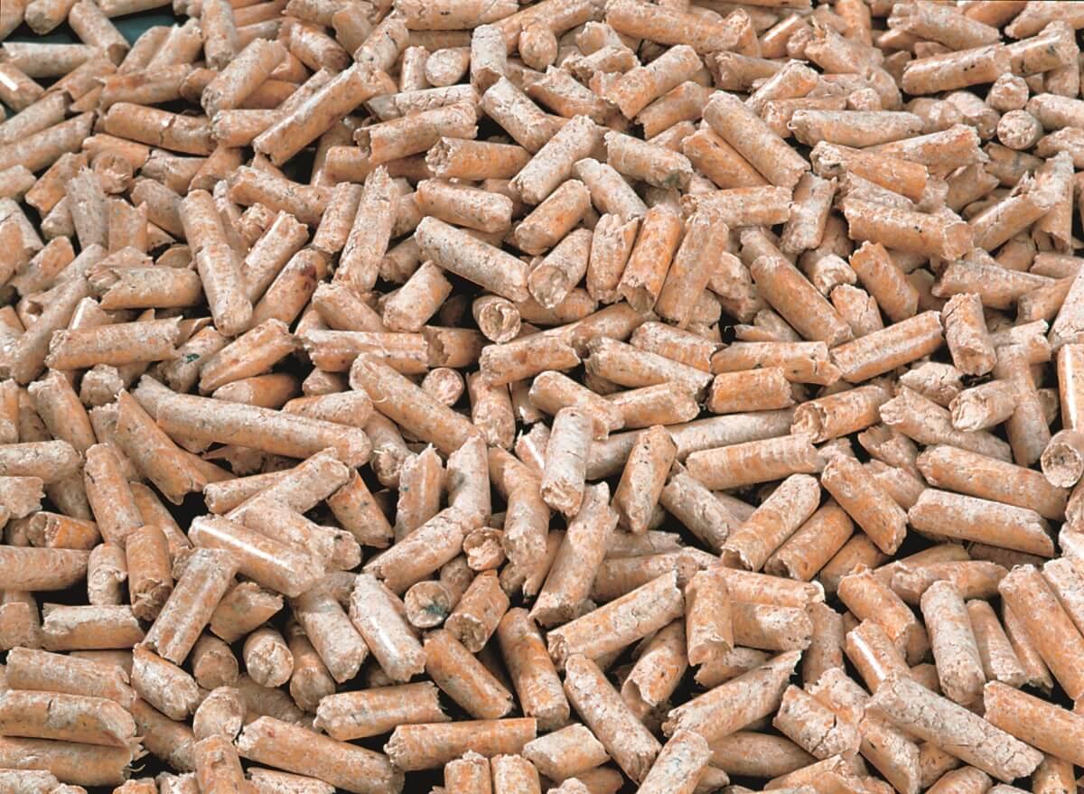 Wir beraten Sie auch zu dem Thema Holzpellet-Heizung