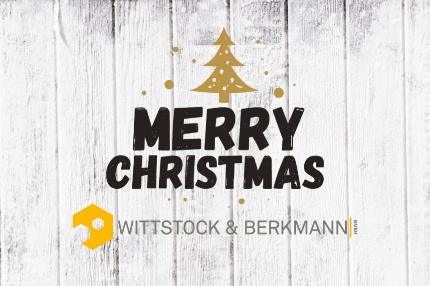 wittstock und Berkmann Weihnachtsgrüße